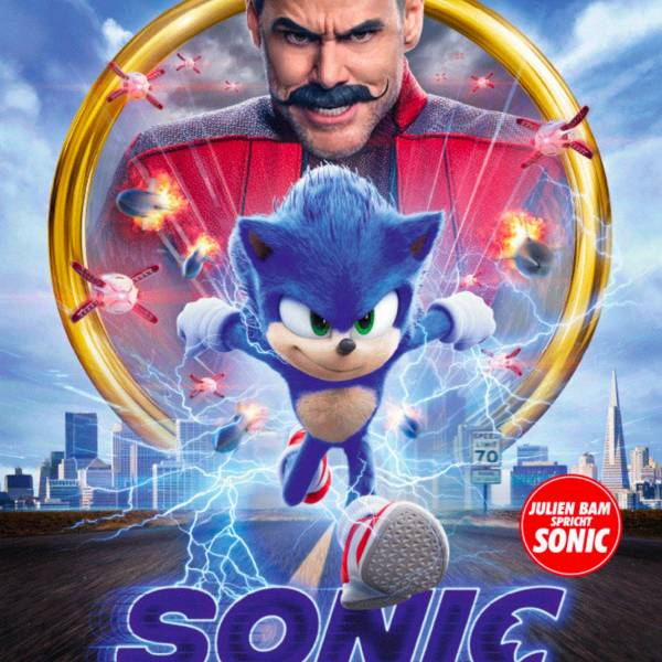 2D: SONIC THE HEDGEHOG
