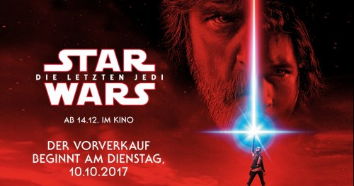 Reservation STAR WARS 8