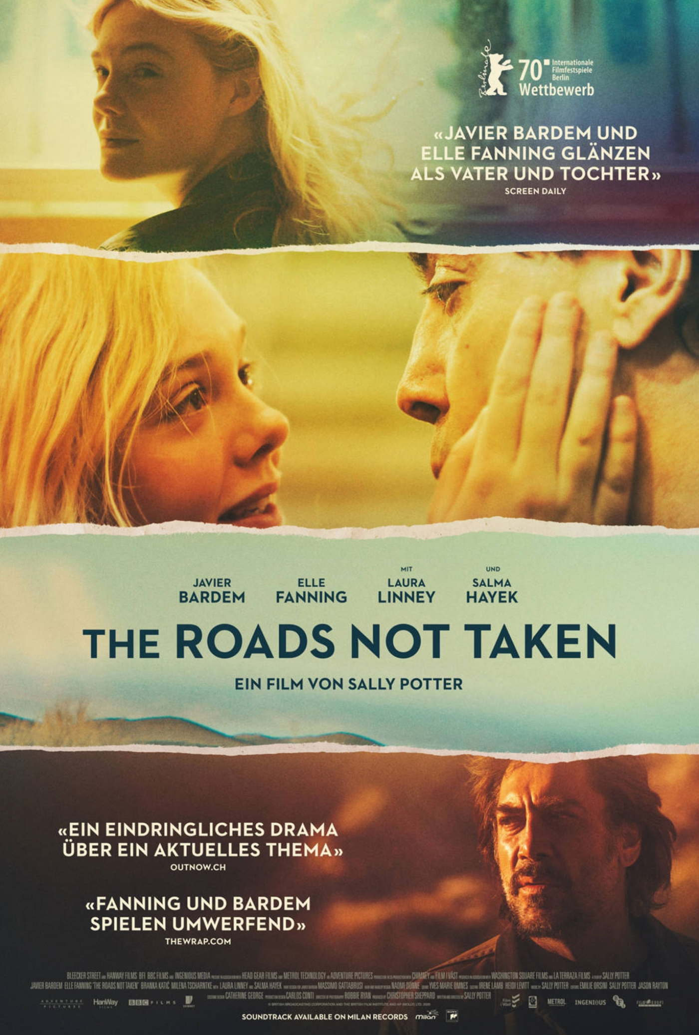 THE ROADS NOT TAKEN